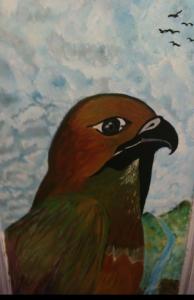 peinture a l'huil